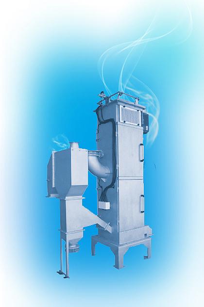 高产能的离心脱水机装置