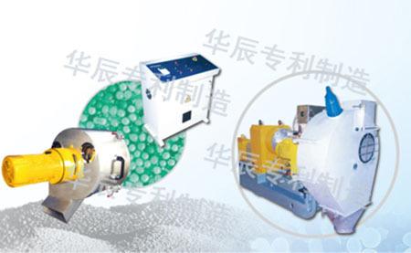 水下造粒机与其他同类设备的区别